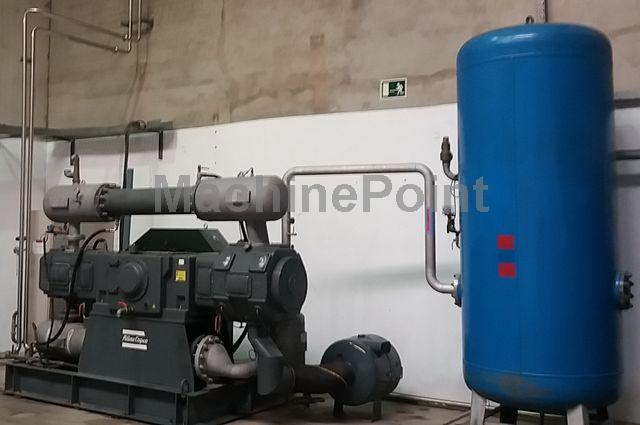 Go to Air Compressors (High Pressure) ATLAS COPCO HN 110 15-50