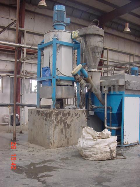 AMUT Recycling plant 1999-7
