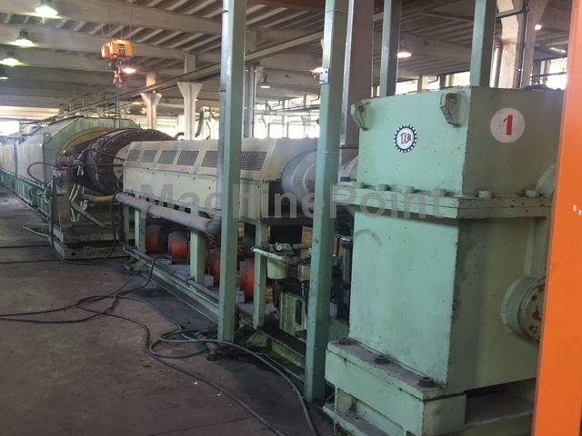 Go to Single-screw extruder for PE/PP BANDERA TR 160