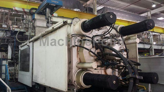 Go to 4. Injection molding machine from 1000 T BILLION H10140/1150