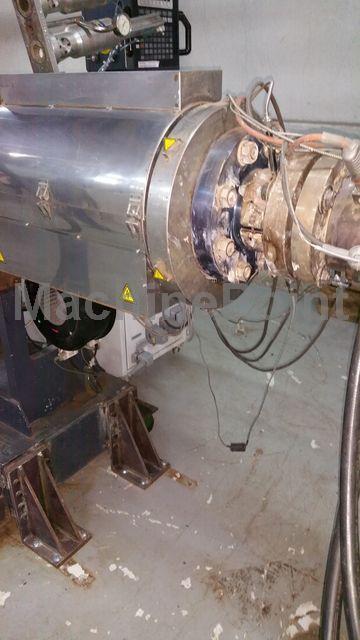 Devam et Twin-screw extruder for PVC CINCINNATI EXTRUSION ARGOS 93P-26D
