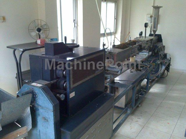 Idź do Extrusion line for drinking straws BETOL 116