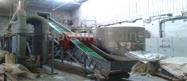 Go to Recycling plant PP/PE-waste