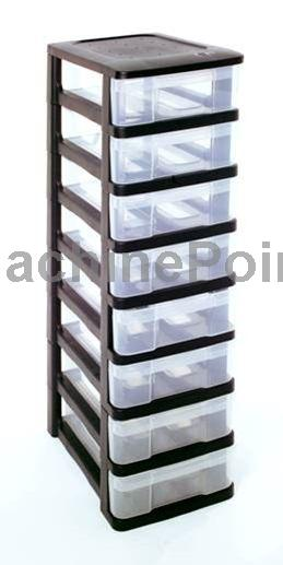 Ugrás az Injection moulding moulds  Storage Box Stackable - SLIMO PM