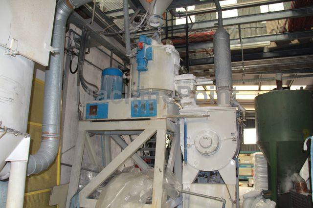 Idź do High speed mixers PLASMEC TRM 300/RFO 1000