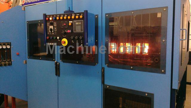 Go to Stretch blow moulding machines DYNAPLAST  DBX 6