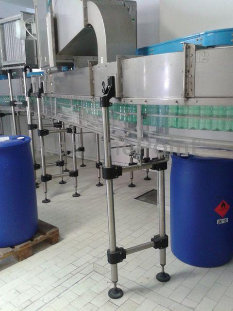 Go to Complete PET filling line for still water SASIB ASFS 24/24/8