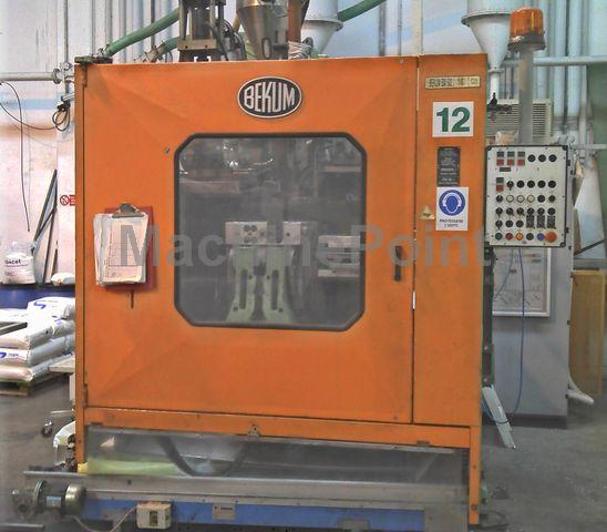 Devam et Extrusion Blow Moulding machines up to 10L BEKUM BM502