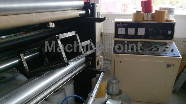 Go to Double-shaft film slitter-rewinders SPAG Panthere