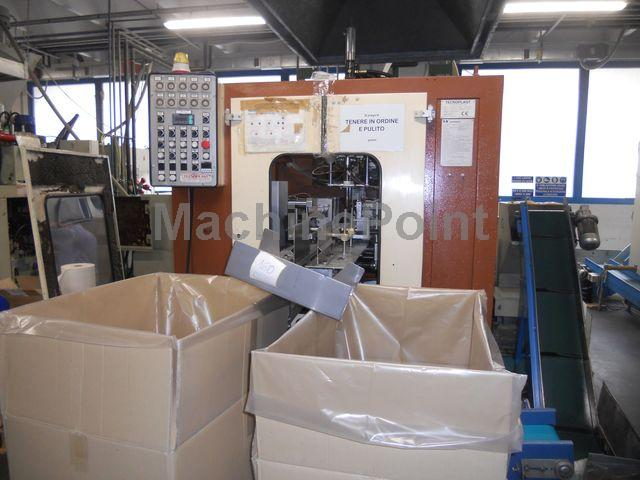 Devam et Extrusion Blow Moulding machines up to 10L TECNOPLAST Compact B