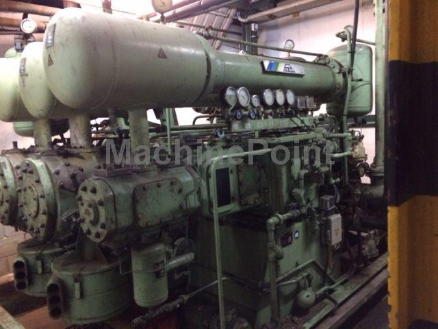 Go to Air Compressors (High Pressure) ABC 4HA-6BIS-LT