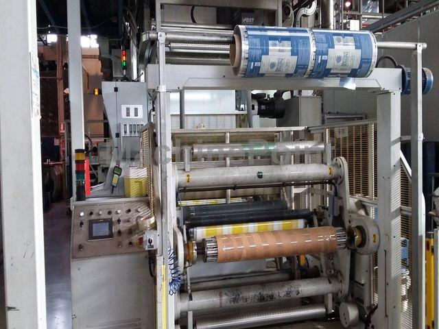 Go to 10 Colours CI flexo presses UTECO ONYX 107 GL