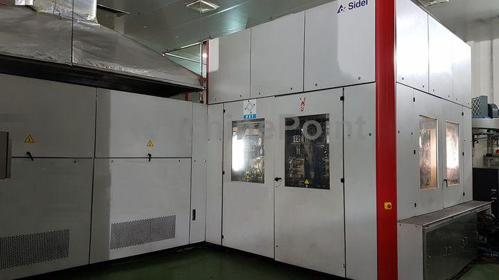 去 Stretch blow moulding machines SIDEL SBO 16 Series 2+