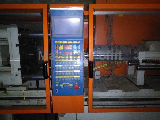 Devam et Injection molding machine up to 250 T  MIR MPO 60-95