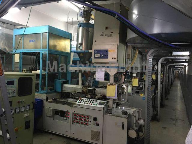 去 Injection stretch blow moulding machines for PET bottles NISSEI ASB 50 MB V2