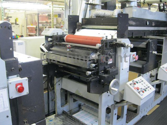 Ugrás az Label flexo printing machines PROPHETEER 2300