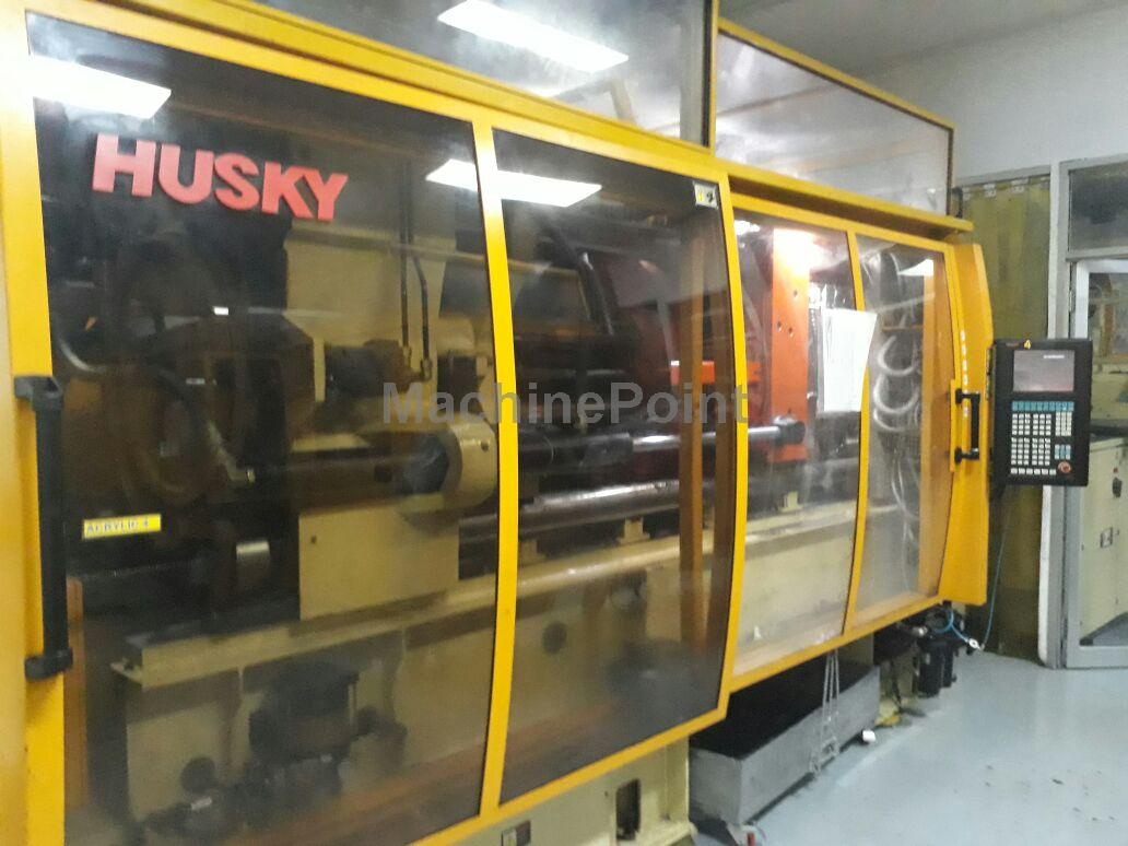 Go to Injection moulding machine for preforms HUSKY GL300 PET P100/110 E110