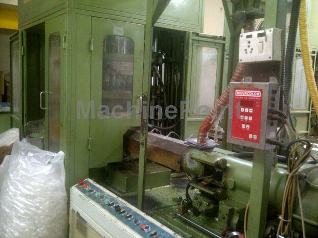 Devam et Injection stretch blow moulding machines for PET bottles AOKI SBIII 100L-20