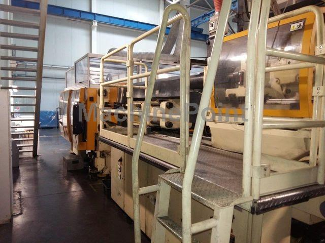 Go to Injection moulding machine for preforms HUSKY GL300 P100/110 E120
