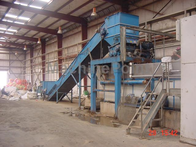 AMUT Recycling plant 1999-9