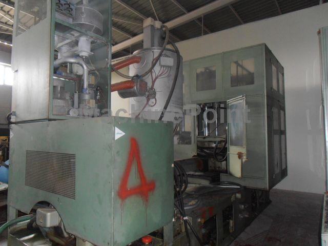 Go to Injection stretch blow moulding machines for PET bottles AOKI SBIII-350LL-40