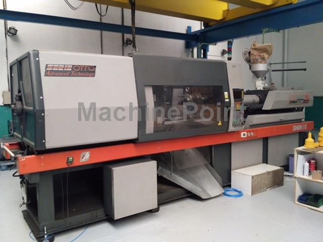 Devam et 1. Injection molding machine up to 250 T  SANDRETTO Otto 790/220