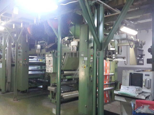 Go to  8 Colours CI flexo presses FLEXOTECNICA 908 FNC