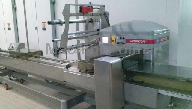 RECORD PACKAGING MACHINERY - Scorpion Classic - Maszyna używana - MachinePoint