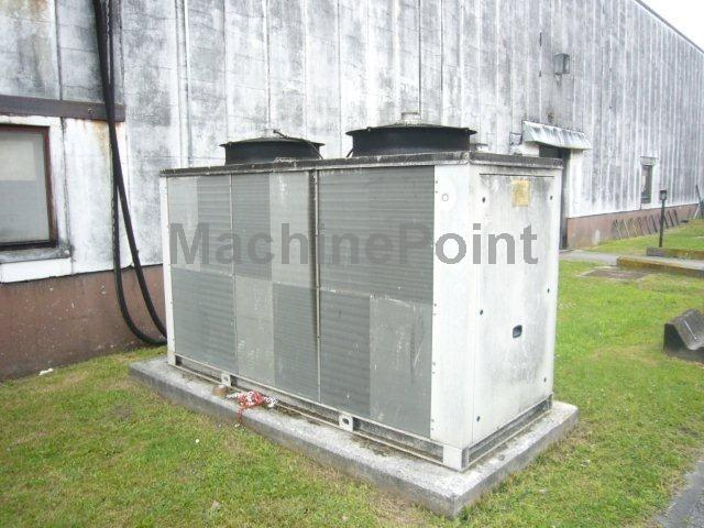 Go to Chiller TRANE R407C - CGAN 200