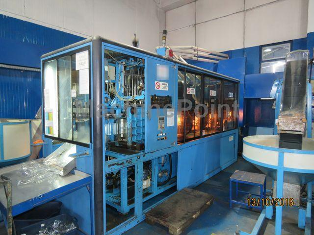 Go to Stretch blow moulding machines SIPA SF 8/4