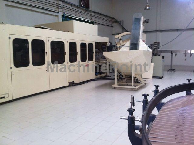 Go to Stretch blow moulding machines SIAPI EA30 100/6