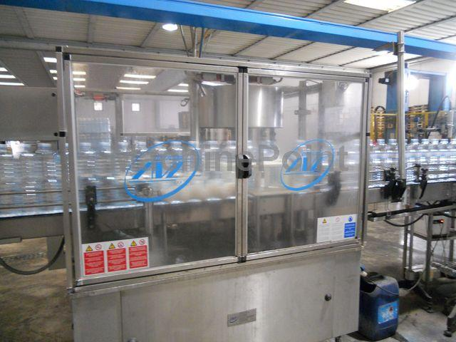 Go to PET labelling machine AVE FTR Cav 12