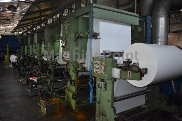 Go to Rotogravure printing press DCM