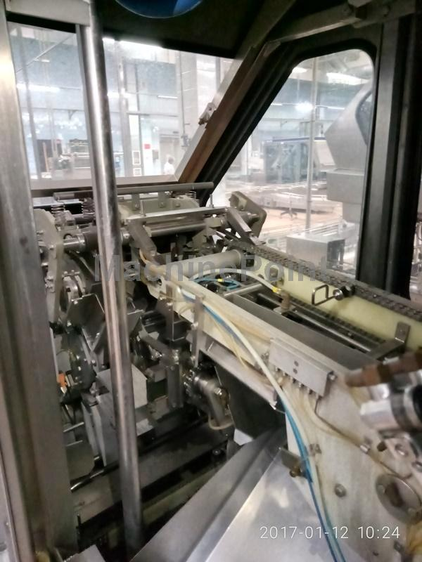 TETRA PAK - TBA 8 BASE - Used machine - MachinePoint