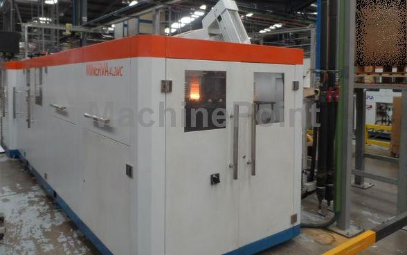 Go to Stretch blow moulding machines SIEPLA Minerva 42 WC