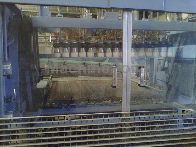 Devam et Washing machine for glass bottles NATE Terma 28/24