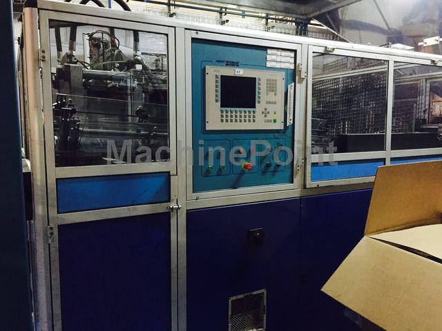 Go to Stretch blow moulding machines SIDE TMS 2002
