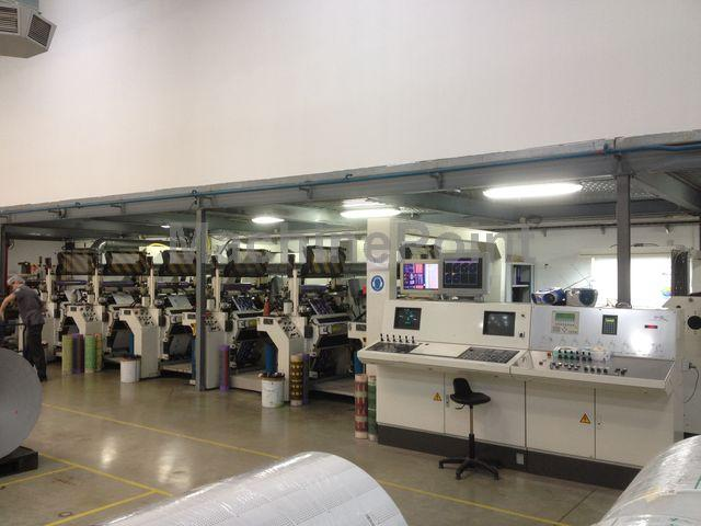 Ugrás az Label flexo printing machines BHS FS 650