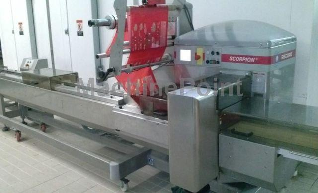 Ugrás az Packaging machine RECORD PACKAGING  Scorpion Classic