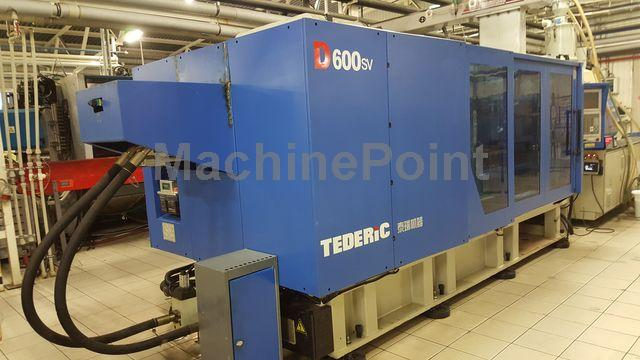 TEDERIC - D600/4800 - Used machine - MachinePoint