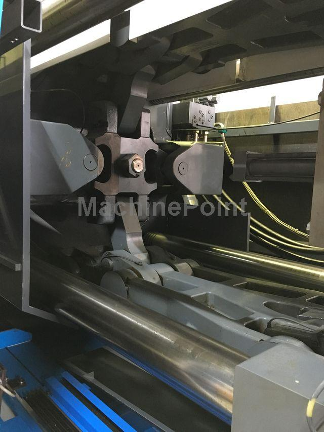 Devam et Injection molding machine up to 250 T  NETSTAL SYNERGY 2400/900