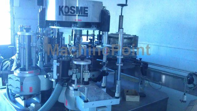 KOSME - Extra Fix 9T S3 +S  - Used machine - MachinePoint