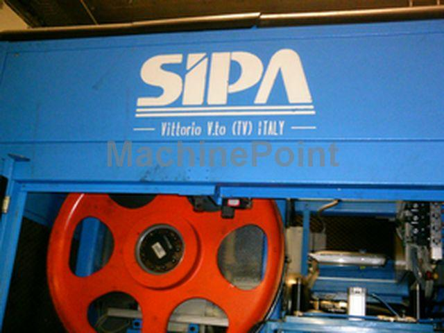 去 Stretch blow moulding machines SIPA SF 12/8