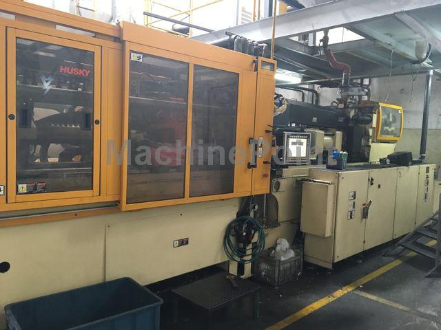 Go to Injection moulding machine for preforms HUSKY HyPET120 P85/95 E85