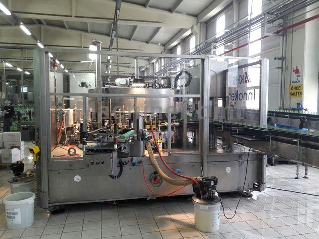 Go to Labelling machine for glass bottle KHS INNOKET Kl 2080/120 - 48 LM GT