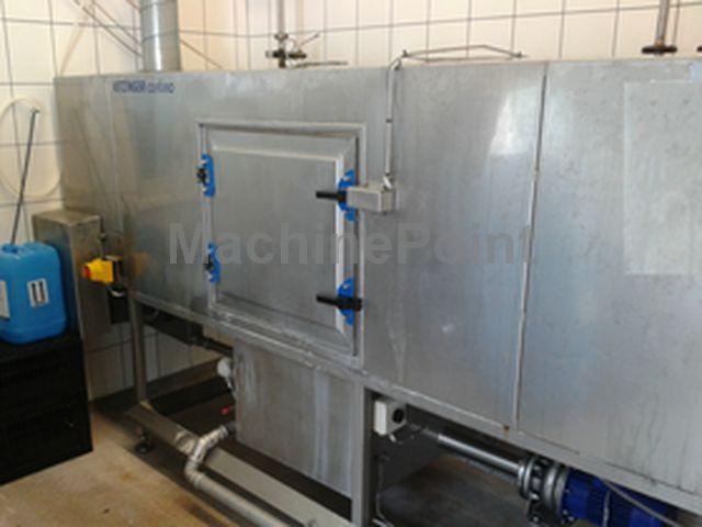 Go to Other Dairy Machine Type KITZINGER Contino F3 Milk Crate & Bottle Washer