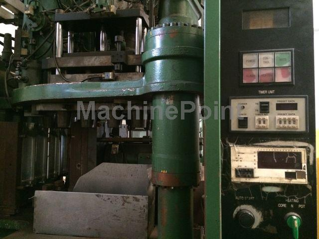 Devam et Injection stretch blow moulding machines for PET bottles NISSEI ASB 250 EXH II V2