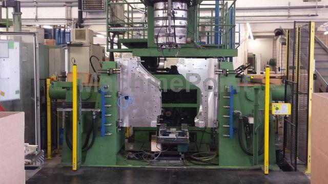 去 Accumulation Head Extrusion blow moulding machine VOITH FISCHER VB 250
