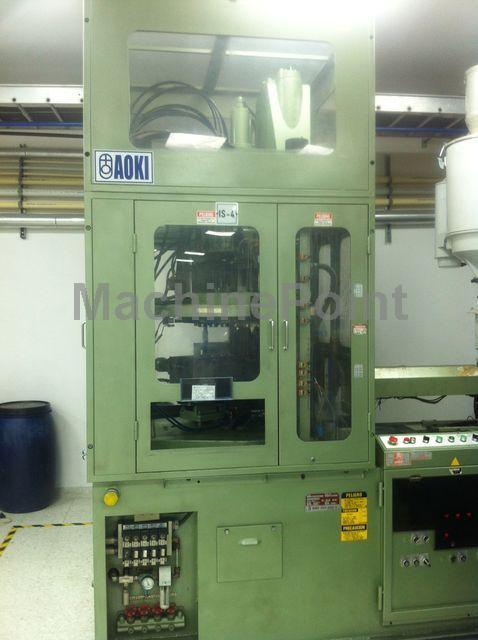 Go to Injection stretch blow moulding machines for PET bottles AOKI SBIII-100L-20
