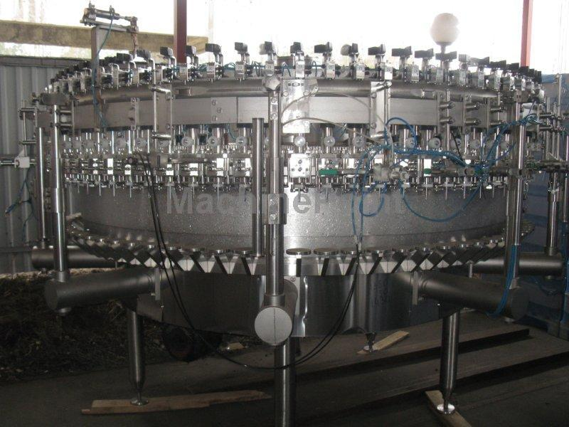 Klikněte na Glass bottles filler for W&SD BERCHI ISOFILL 80